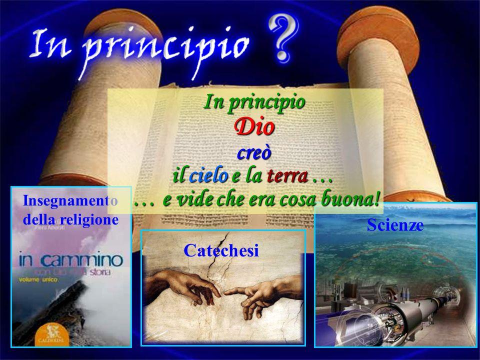 La creazione delluomo La creazione delluomo (n° 9) La realtà, dunque, nasce dalla Parola come creatura Verbi e tutto è chiamato a servire la Parola.