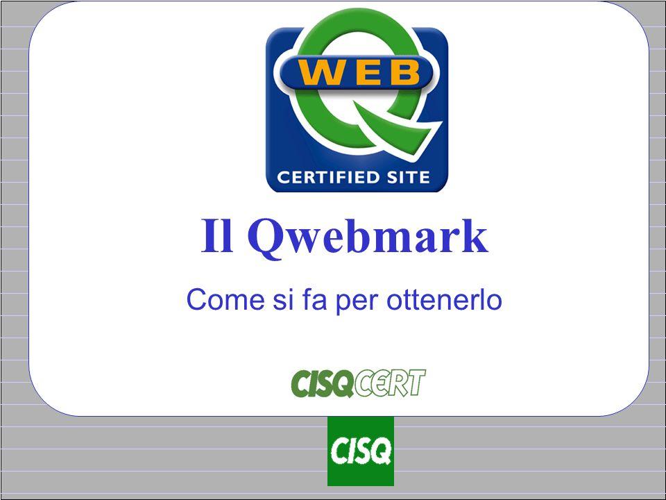 Il Qwebmark Come si fa per ottenerlo