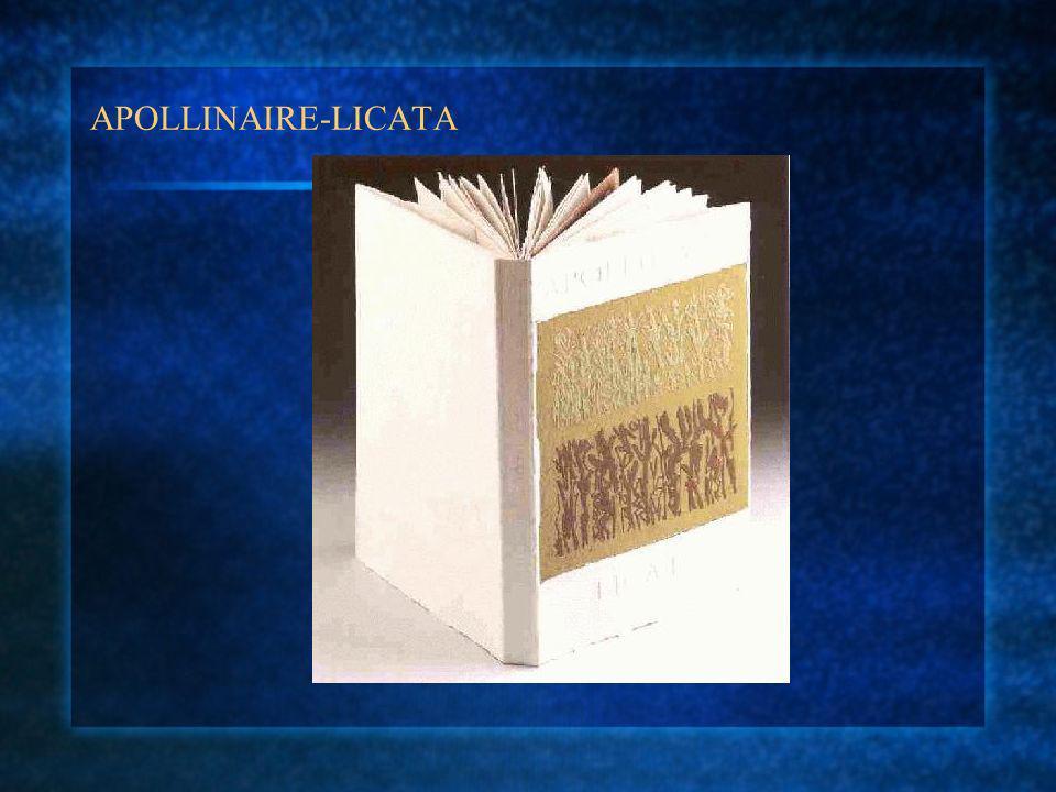 APOLLINAIRE-LICATA