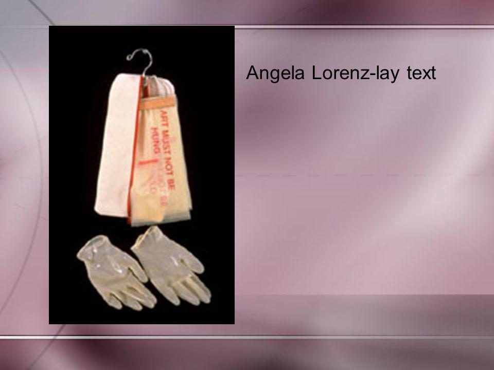 Angela Lorenz-lay text