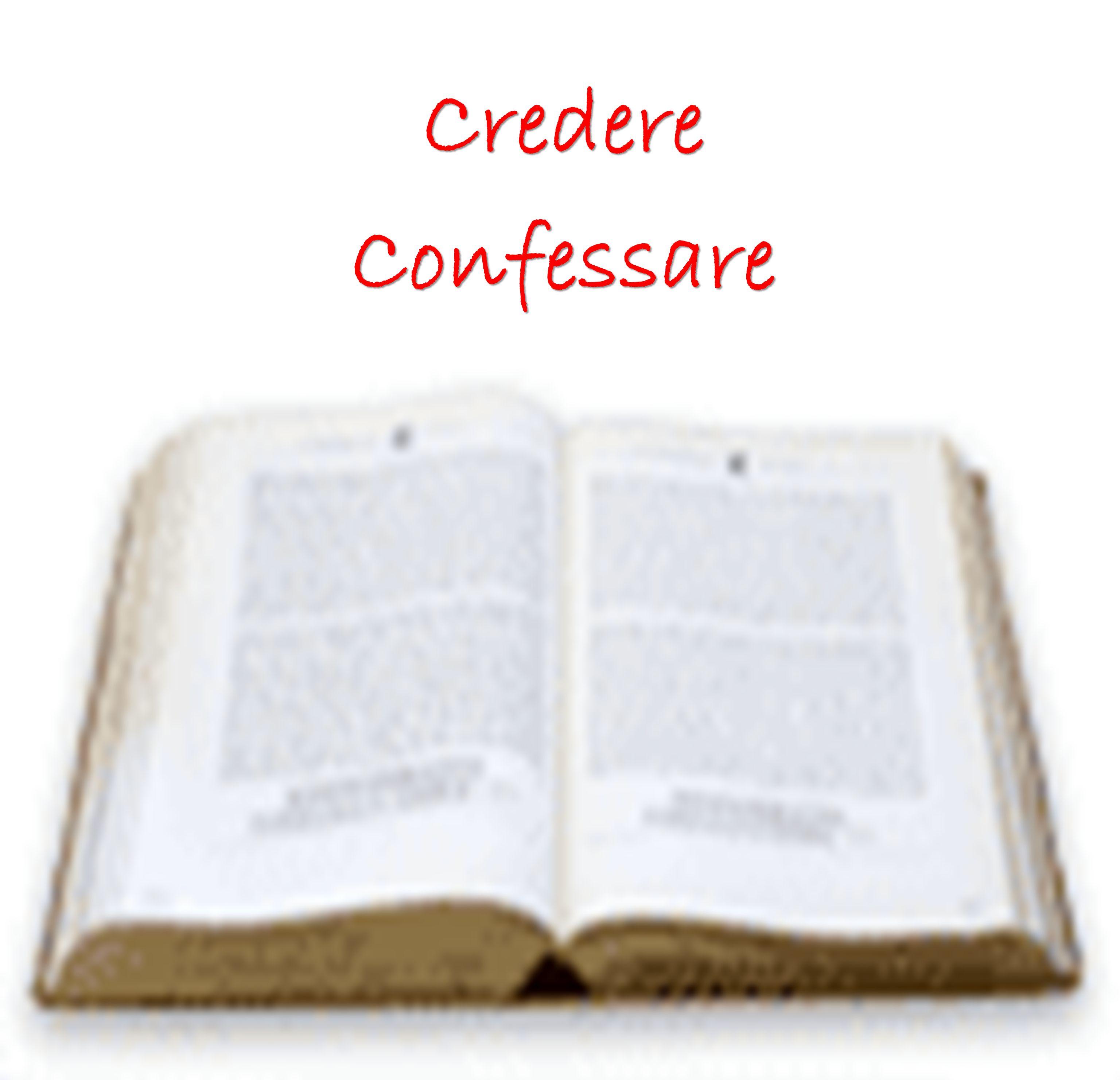 CredereConfessare