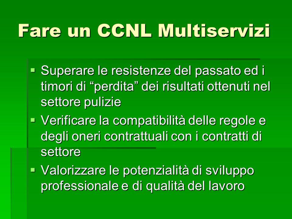 Novità introdotta dagli accordi su attività di custodia, controllo Protocollo integrativo del C.C.N.L.