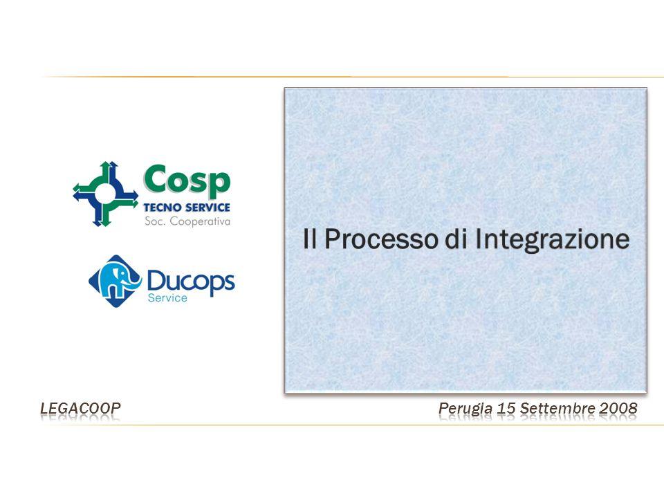 Dal 1° Gennaio 2009 Cosp Tecno Service per effetto della scissione acquisisce anche il controllo di Poliservice e di Ristolandia Cosp Tecno Service consolida il bilancio con i fatturati di Poliservice e Ristolandia Cosp Tecno service Poliservice Soc.