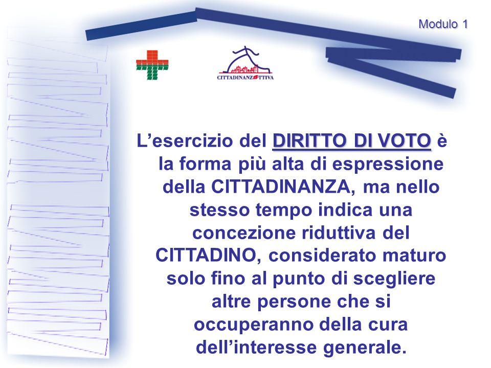 Impegno Civico Impegno Civico Modulo 1