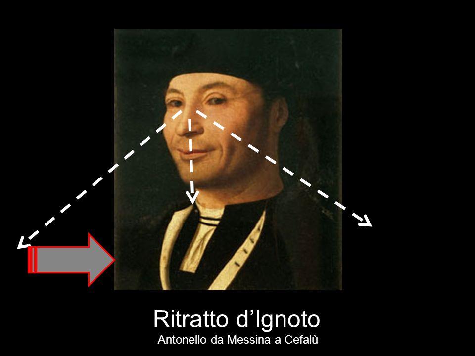 Ritratto dIgnoto Antonello da Messina a Cefalù
