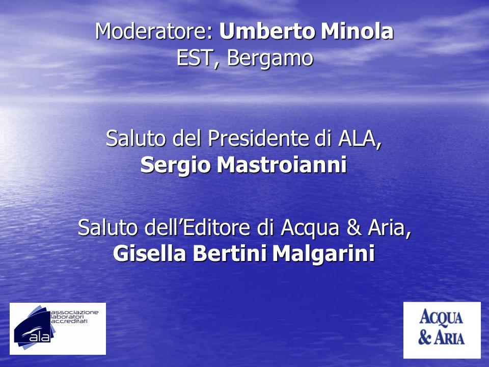 Verona, 23 Ottobre 200713 L utilizzo di Software LIMS nei laboratori Quanti laboratori utilizzano il LIMS.