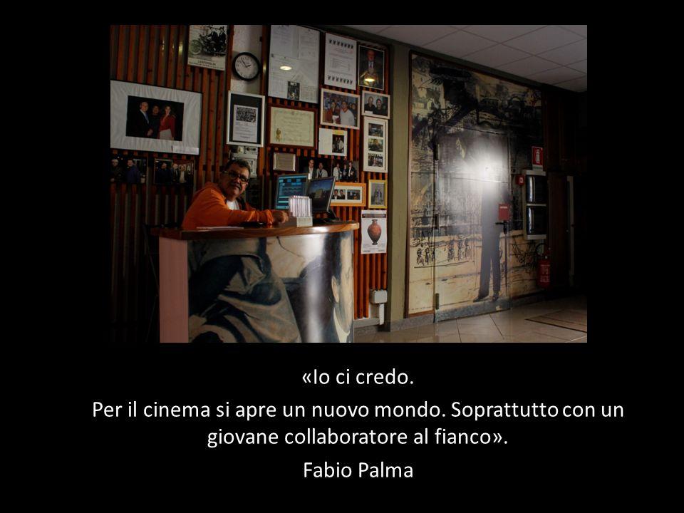 «Io ci credo. Per il cinema si apre un nuovo mondo.
