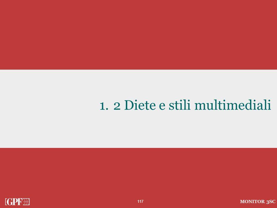 117 MONITOR 3SC 1.2 Diete e stili multimediali