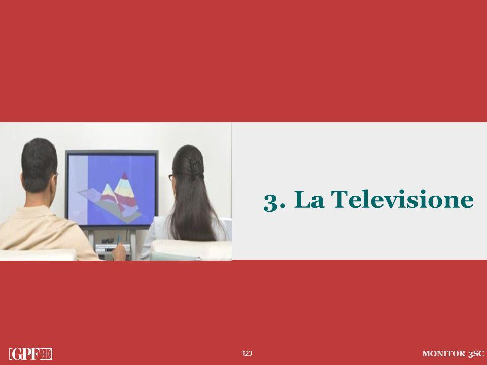 123 MONITOR 3SC 3. La Televisione