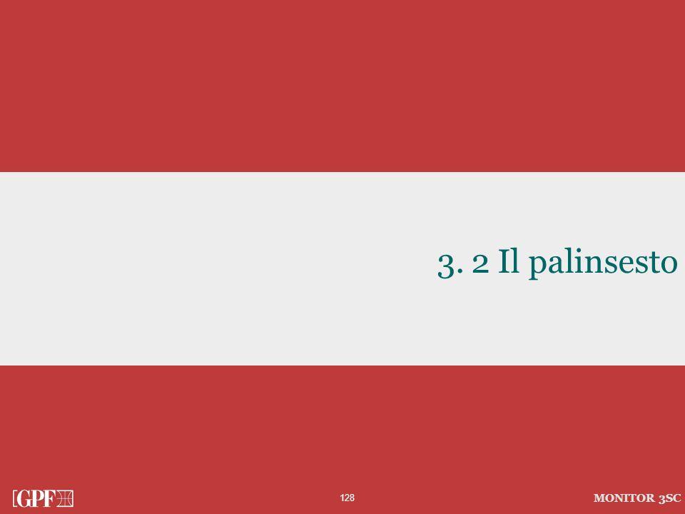 128 MONITOR 3SC 3.2 Il palinsesto