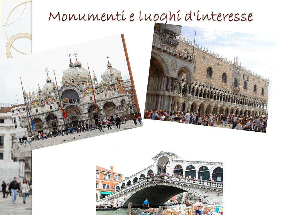 Monumenti e luoghi d'interesse