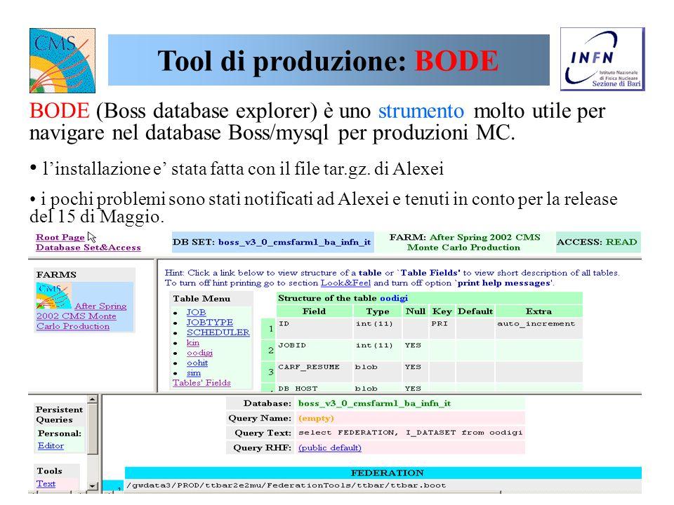 GT_UPLOAD: Tool basato su bbftp utile per trasferire un intero albero di directory, ricorsivamente e periodicamente nel tempo Contiene un registro dei