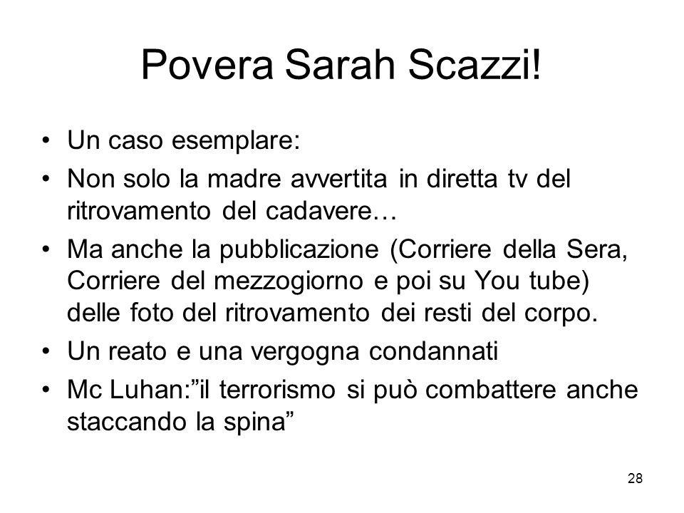 28 Povera Sarah Scazzi.