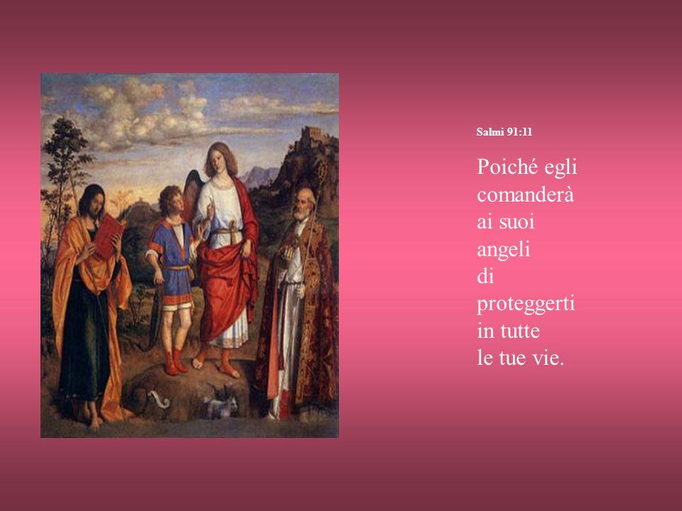 Per riuscire a scorgere gli angeli è necessario andare oltre il chiaccherio della mente. M.L.Allevi