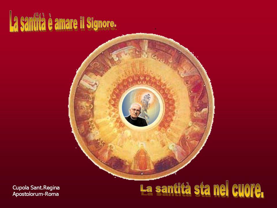 . Cupola Sant.Regina Apostolorum-Roma