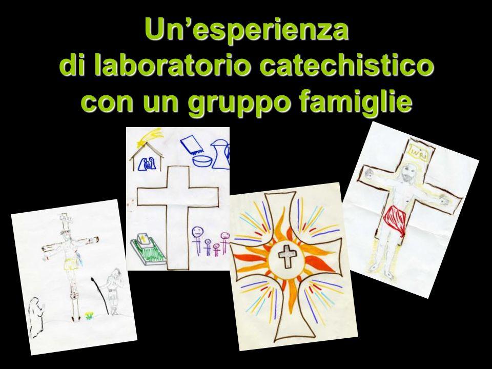 Unesperienza di laboratorio catechistico con un gruppo famiglie