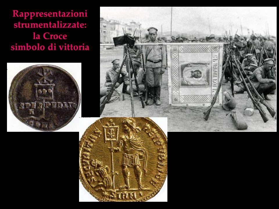 Rappresentazioni strumentalizzate: la Croce simbolo di vittoria