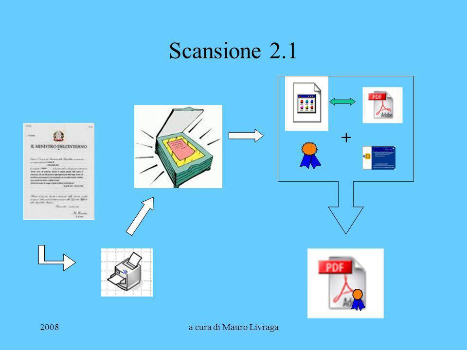 2008a cura di Mauro Livraga Scansione 2.1 +