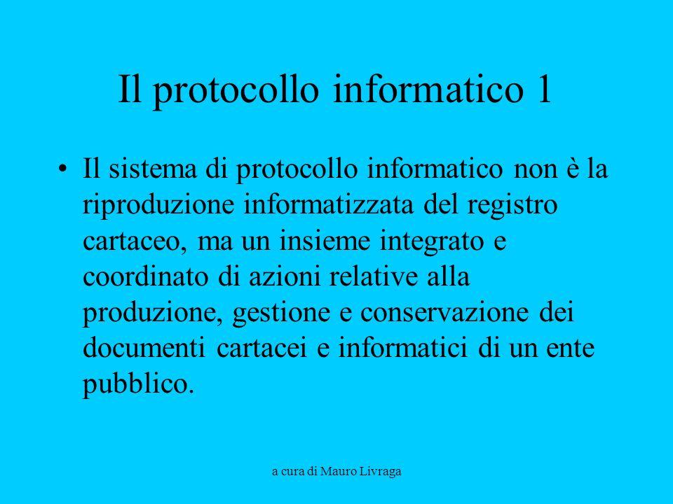 a cura di Mauro Livraga Classificazione 3 2008-VI/5.2