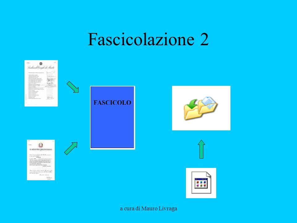 a cura di Mauro Livraga Fascicolazione 2