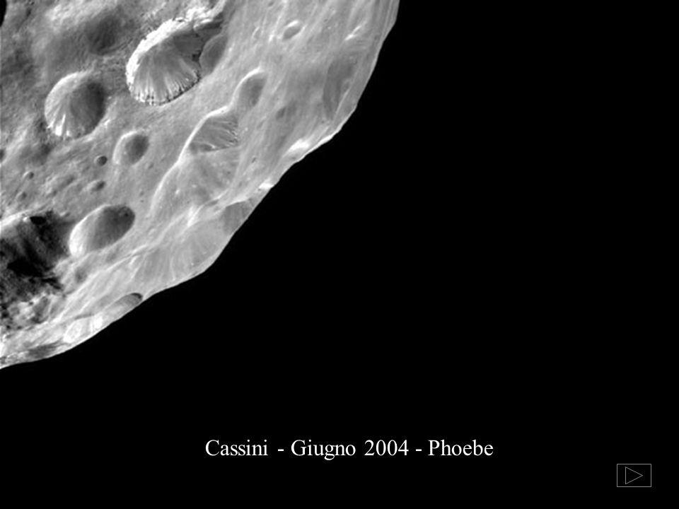 Cassini - Giugno 2004 - Phoebe