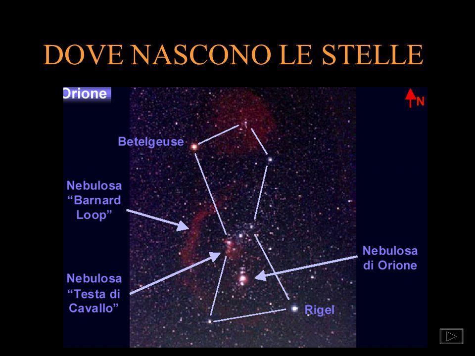 EVOLUZIONE STELLARE Per una stella di massa piccola come il Sole, la fase finale dell evoluzione non è esplosiva.