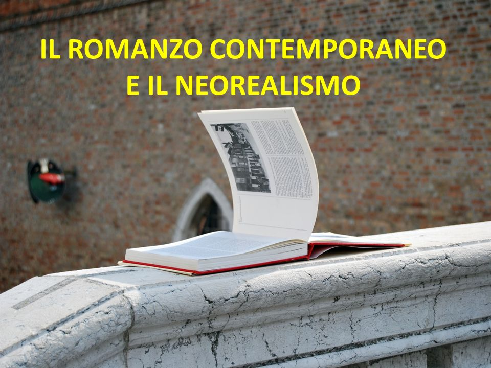 IL ROMANZO CONTEMPORANEO : IL 900 Il romanzo del 900 ha individuato tematiche connesse con le inquietanti tematiche storiche, politiche e sociali recate dal nuovo secolo.