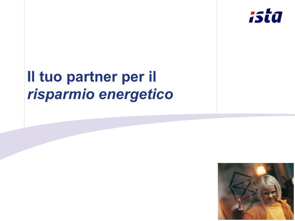 Il tuo partner per il risparmio energetico