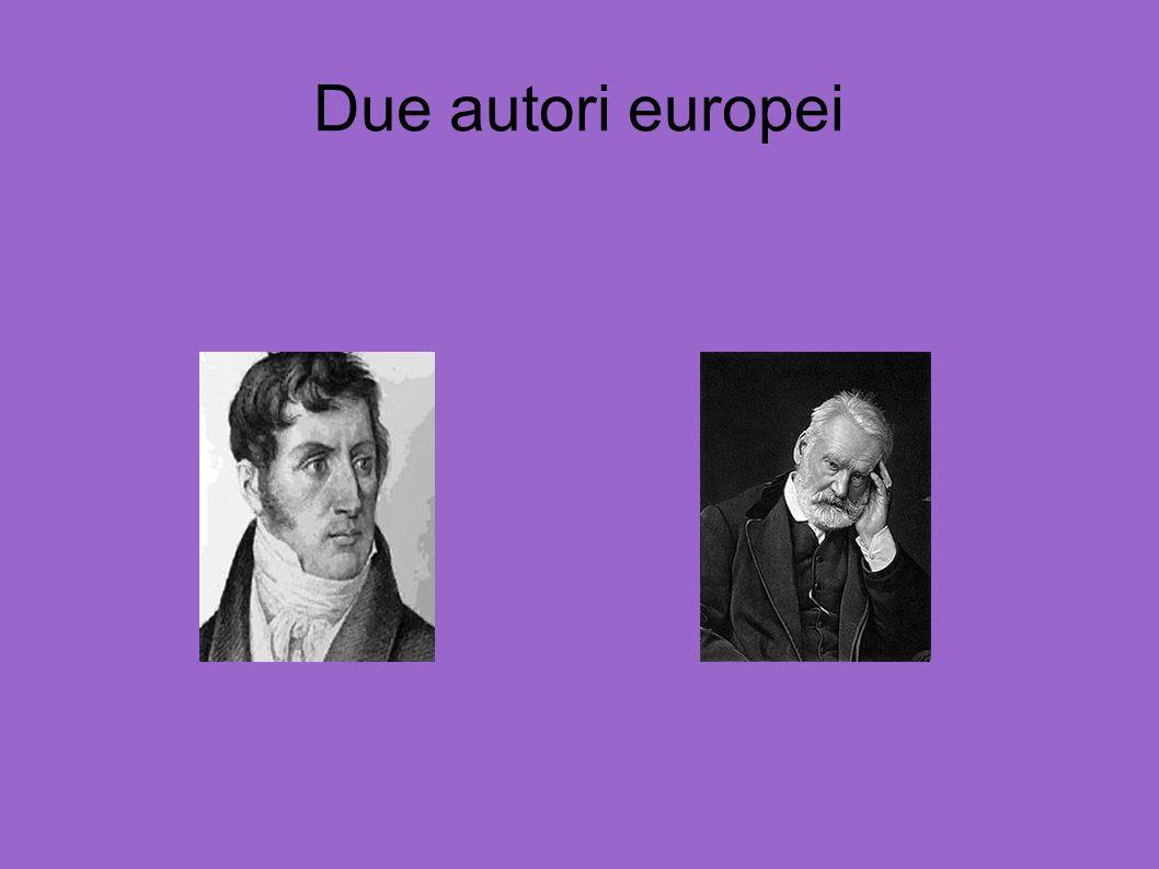 Due autori europei