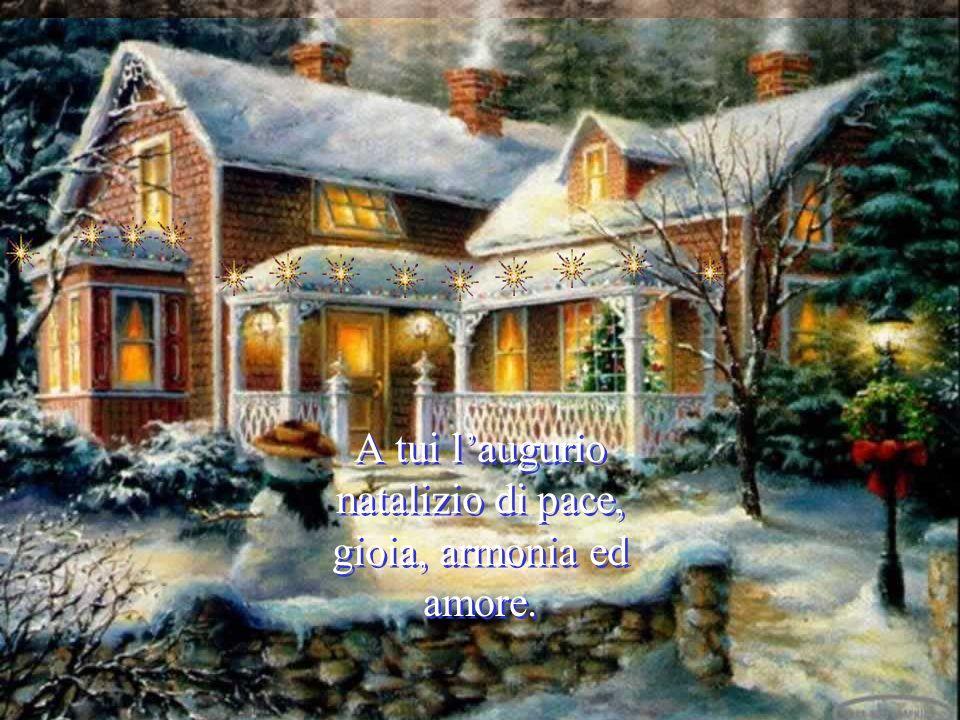 Che i nostri auguri natalizi si realizzino lungo larco di 365 giorni.