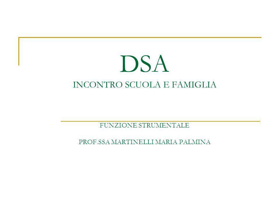 NUOVE NORME IN MATERIA DI DISTURBI SPECIFICI DI APPRENDIMENTO IN AMBITO SCOLASTICO Legge n.