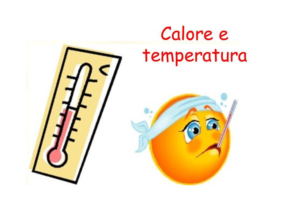 Calore e temperatura