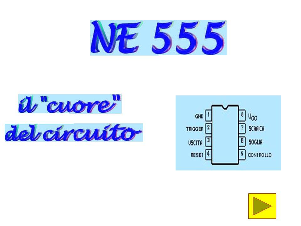 Componenti: NE555 IMMAGINE