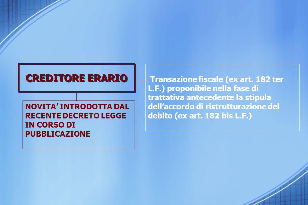 Transazione fiscale (ex art.