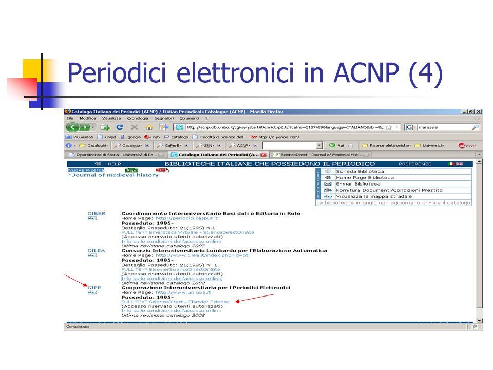 Periodici elettronici in ACNP (4)