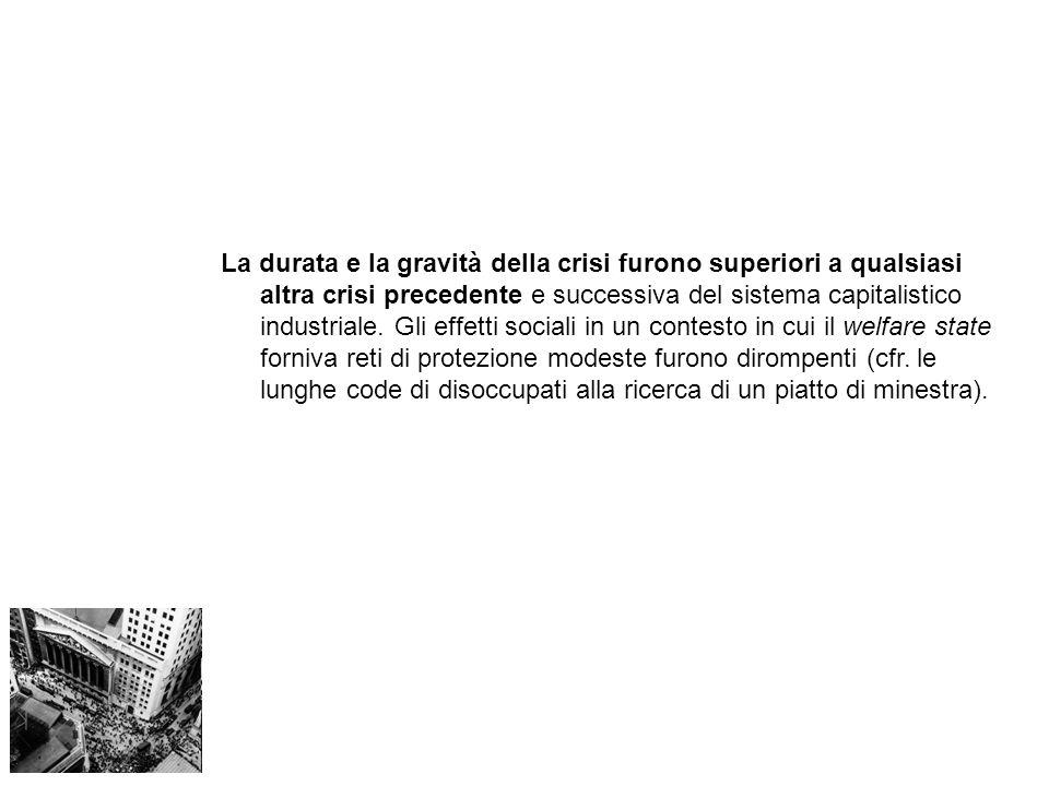Italia Attraverso IMI e IRI lo Stato italiano si trovò a possedere il 21,5% di tutto il capitale delle società per azioni italiane, ma a controllare ben il 42% di tale capitale in settori strategici (totalità della fabbricazione di armi; 80-90% di costruzioni navali, compagnie di navigazione, compagnie aeree, telefoni; 40% siderurgia; 30% elettricità; 25% meccanica; 15% chimica + ex-banche miste COMIT, CREDIT, Banco di Roma ed una serie di altre imprese di vari settori).