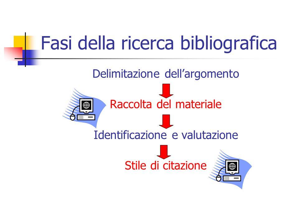 ESEMPI: ARTICOLO DI PERIODICO BIBLIOGRAFIA GENERALE CHIAPPARINO Francesco, Larcheologia industriale nelle Marche, Proposte e ricerche, n.