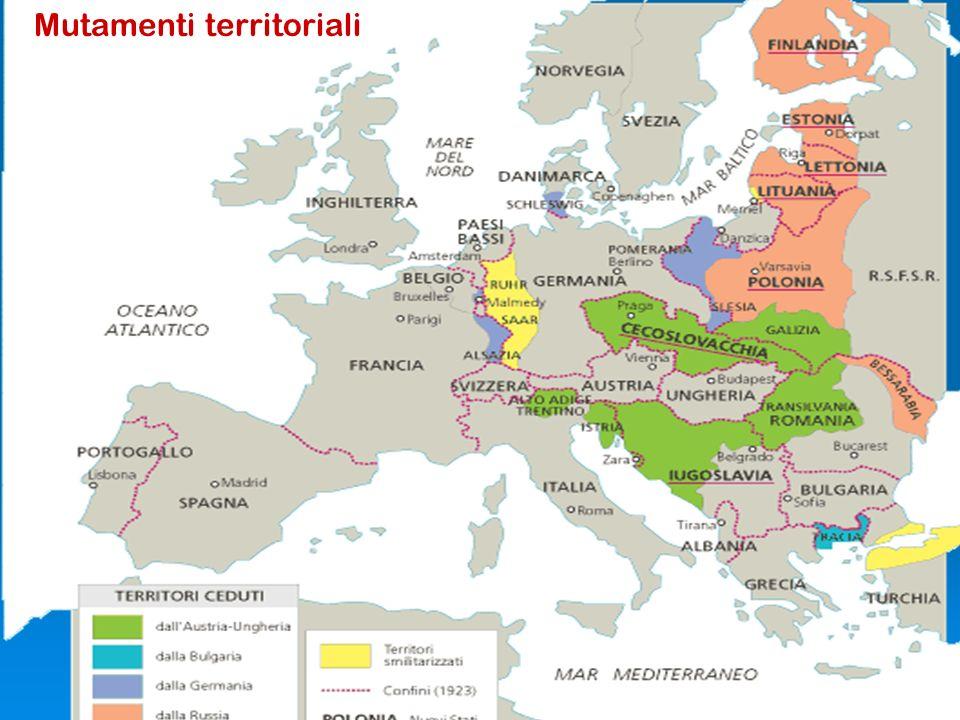 Mutamenti territoriali