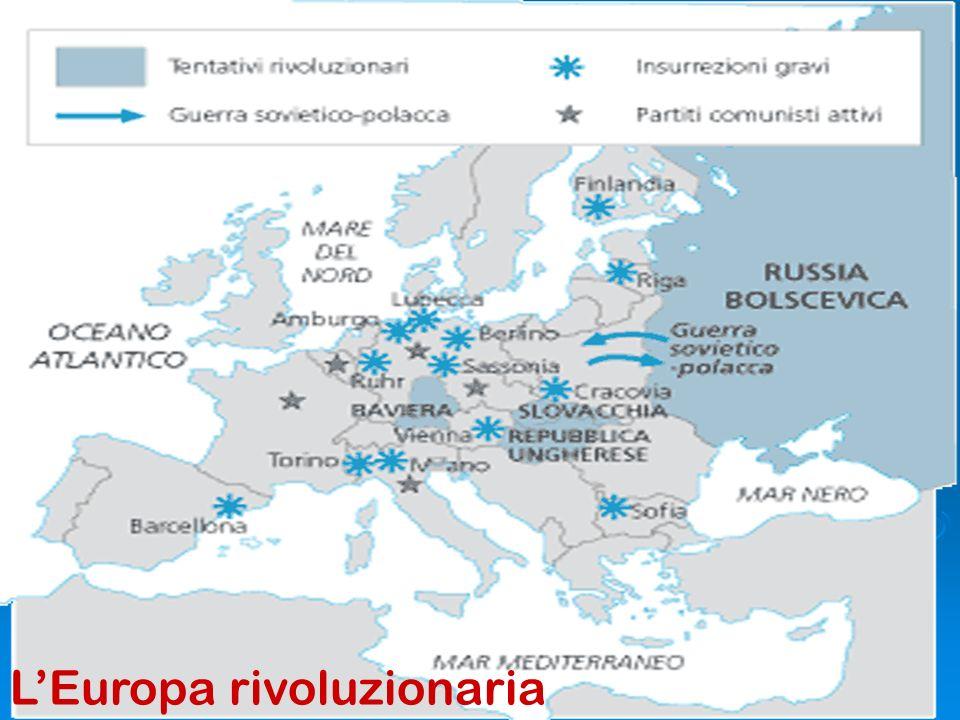 LEuropa rivoluzionaria