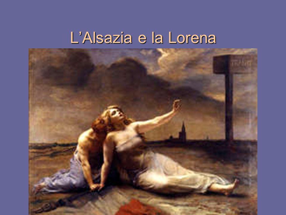 LAlsazia e la Lorena