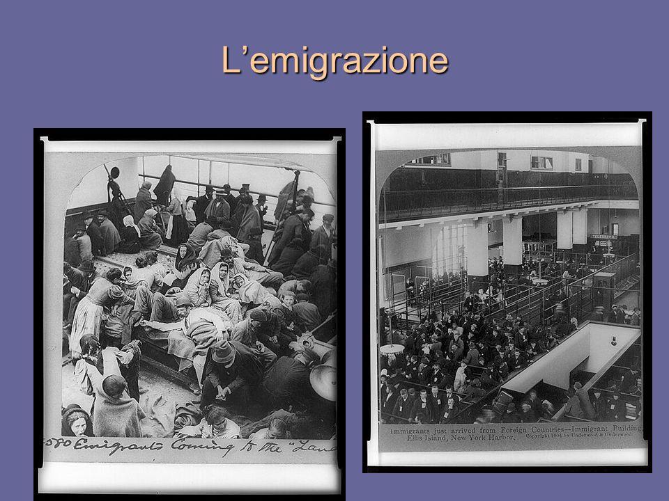 Lemigrazione