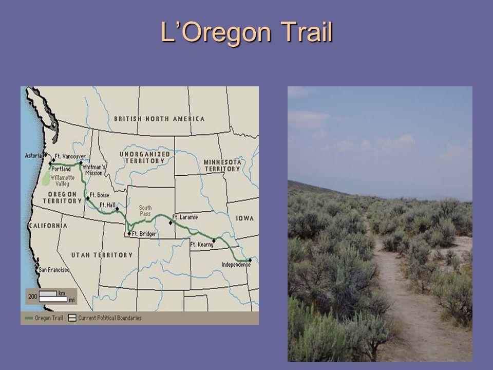 LOregon Trail