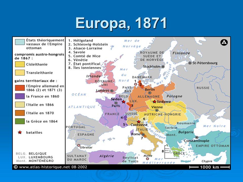 Europa, 1871