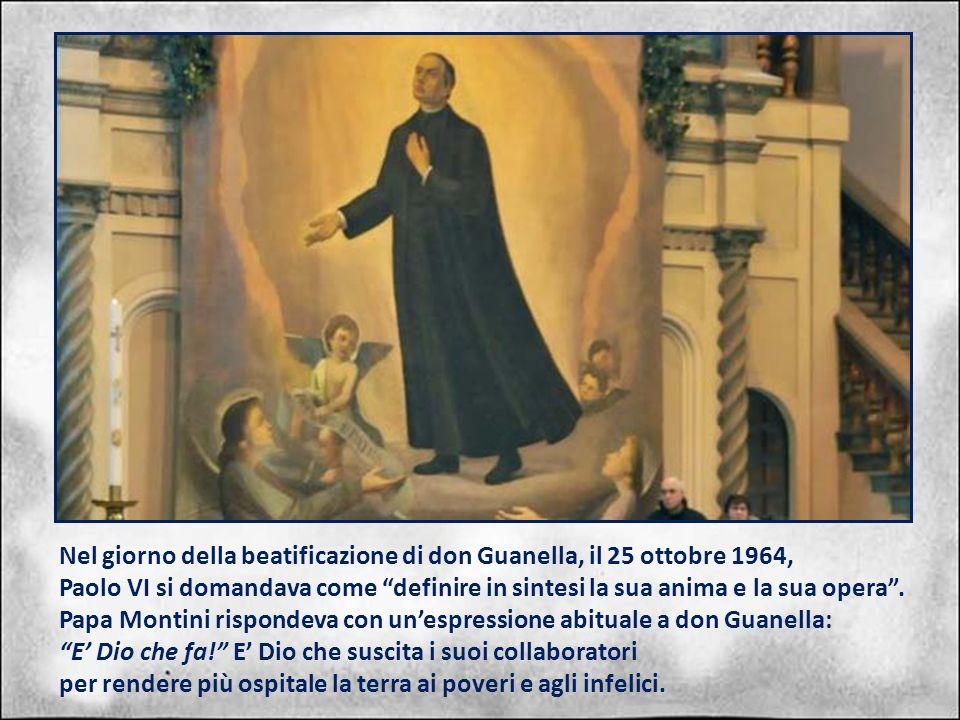 Fondò due congregazioni religiose: le Figlie di santa Maria della Provvidenza e i Servi della Carità che ancor oggi continuano ad offrire, in tante pa