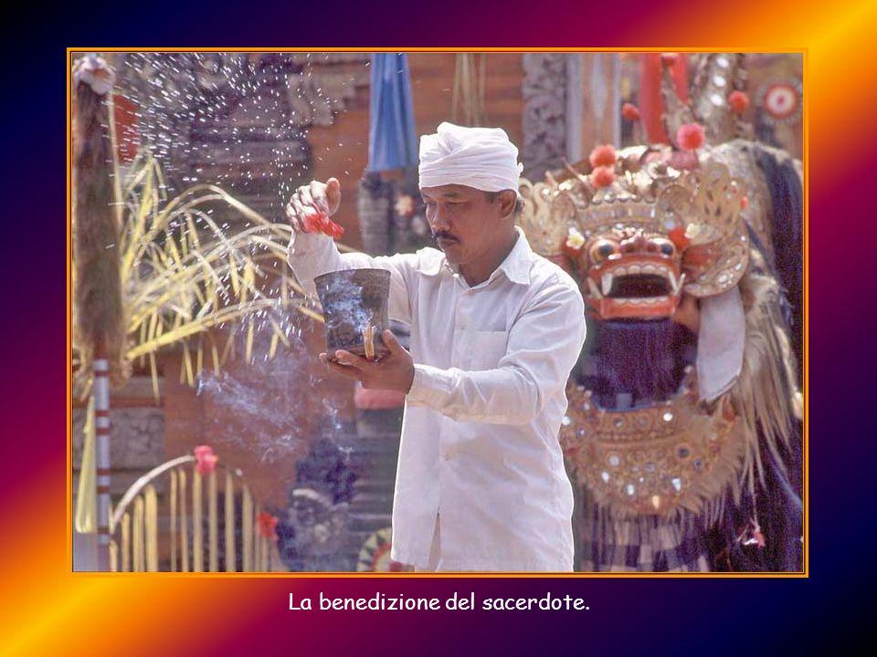 Sacerdotessa di Rangda
