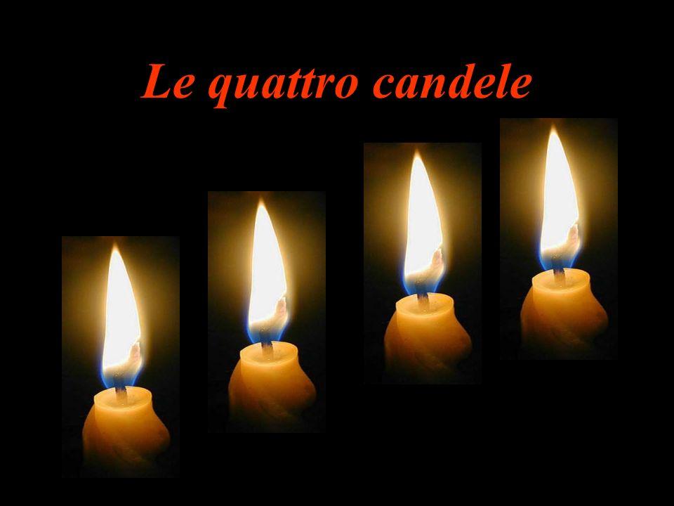 Le quattro candele
