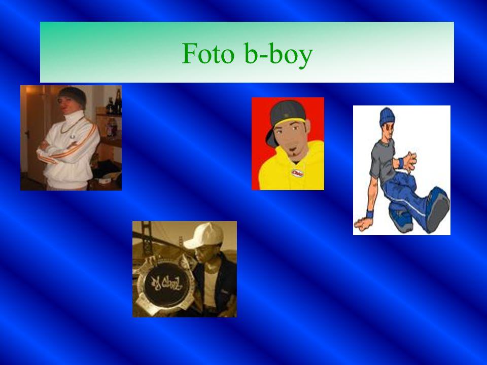 Foto b-boy