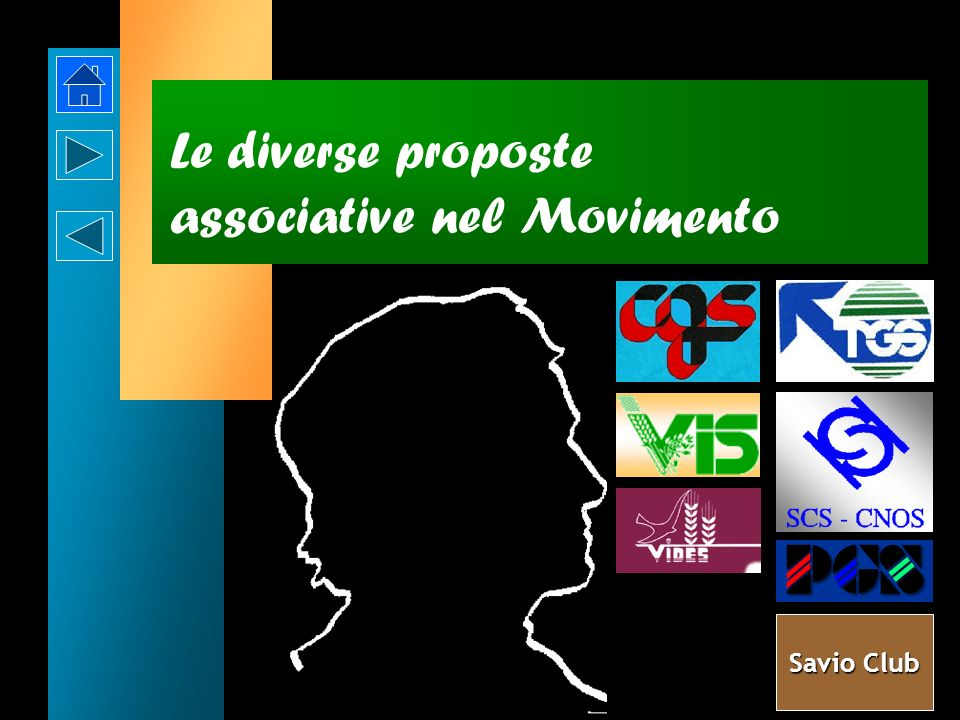 Le diverse proposte associative nel Movimento Savio Club