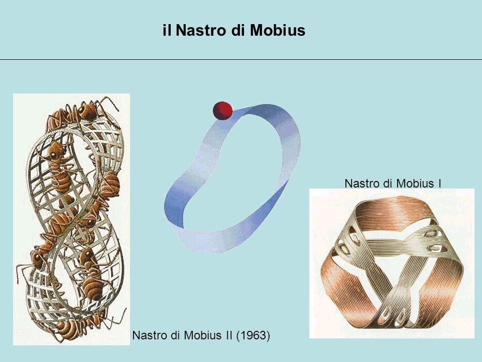 il Nastro di Mobius Nastro di Mobius I Nastro di Mobius II (1963)