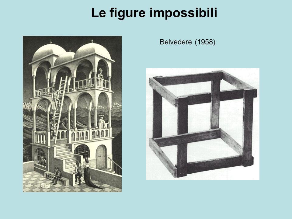 Le figure impossibili Belvedere (1958)